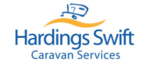 harding swift caravans