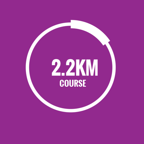 2.2km Run Warrandyte Course Information