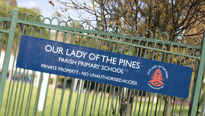 Our Lady of the Pines
