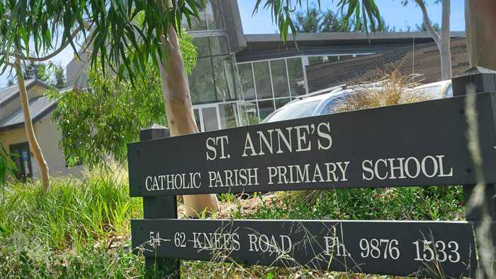 St. Annes Catholic Primary Park Orchards