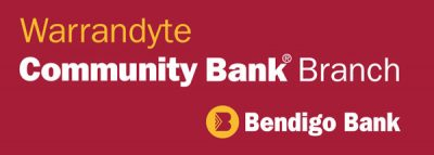 bendigo bank warrandyte sponsors of run warrandyte