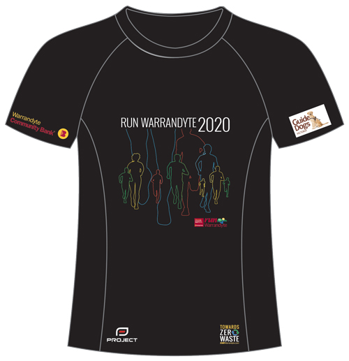 Purchase Run Warrandyte T-Shirt