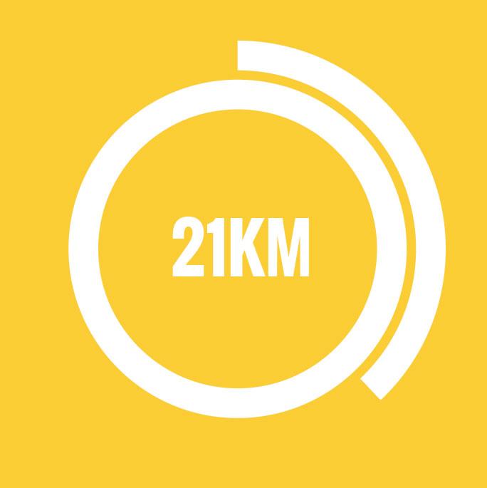 half marathon run warrandyte