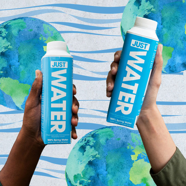 just water responsibly sourced australian spring water